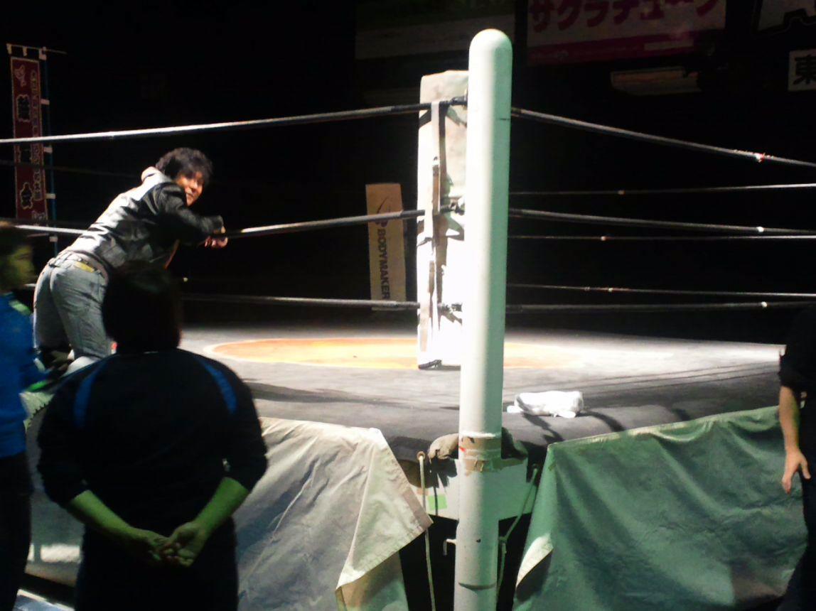 闘聾門JAPAN五周年記念大会終了